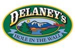 Delaney's Hole in the Wall Logo